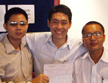 Toh Soon Heng Edmund`s (Singapore) testimonial how to make money online for free.